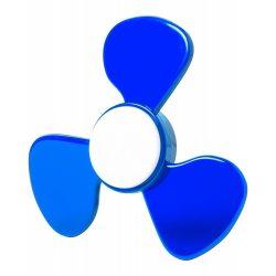 Fidget spinner, 79×79×12 mm, Everestus, 20FEB16259, ABS, Albastru