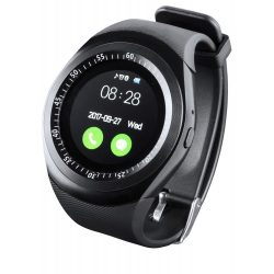 Smart watch, 260×42×14 mm, Antonio Miro by AleXer, 20FEB8553, Negru