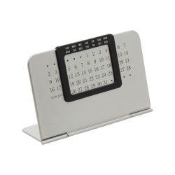 Everlasting calendar, 140×90×40 mm, Everestus, 20FEB7832, ABS, Argintiu