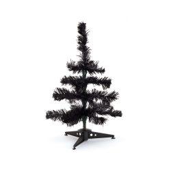 Christmas tree, ø150×300 mm, Everestus, 20FEB16241, Plastic, Negru