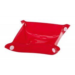 Pin tray, 120×40×120 mm, Everestus, 20FEB7826, PVC, Rosu