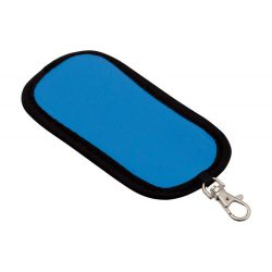 Pendrive case, 95×48 mm, Everestus, 20FEB4099, Poliester, Albastru