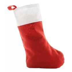 Christmas boots, Everestus, 20FEB16250, Poliester, Rosu, Alb
