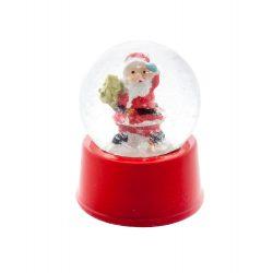 Snow globe, Everestus, 20FEB16249, Plastic, Rosu