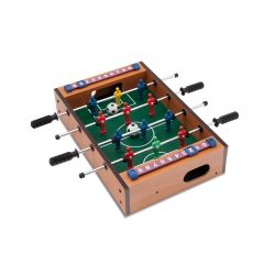 Joc fotbal de masa, 345×70×225 mm, Everestus, 20FEB10032, Lemn, Multicolor