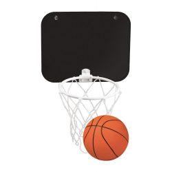 Mini cos de basket cu ventuze, 200×160 mm, Everestus, 20FEB6547, PVC, Negru