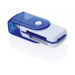 Card reader, 22×60×16 mm, Everestus, 20FEB4120, Plastic, Albastru