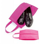 Saculet pentru pantofi, 200×420×145 mm, Everestus, 20FEB5765, Material netesut, Roz