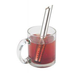 Infuzor de ceai, ø19×170 mm, Everestus, 20FEB4268, Otel inoxidabil, Argintiu