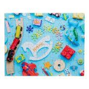Sublimation puzzle, 240×190 mm, Everestus, 20FEB8653, Hartie, Alb