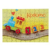 Sublimation puzzle, 200×145 mm, Everestus, 20FEB8648, Hartie, Alb