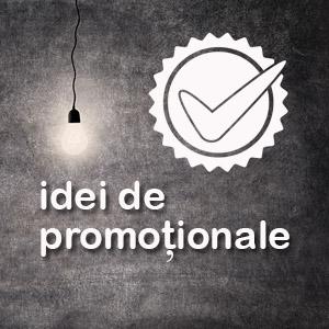idei de promotionale