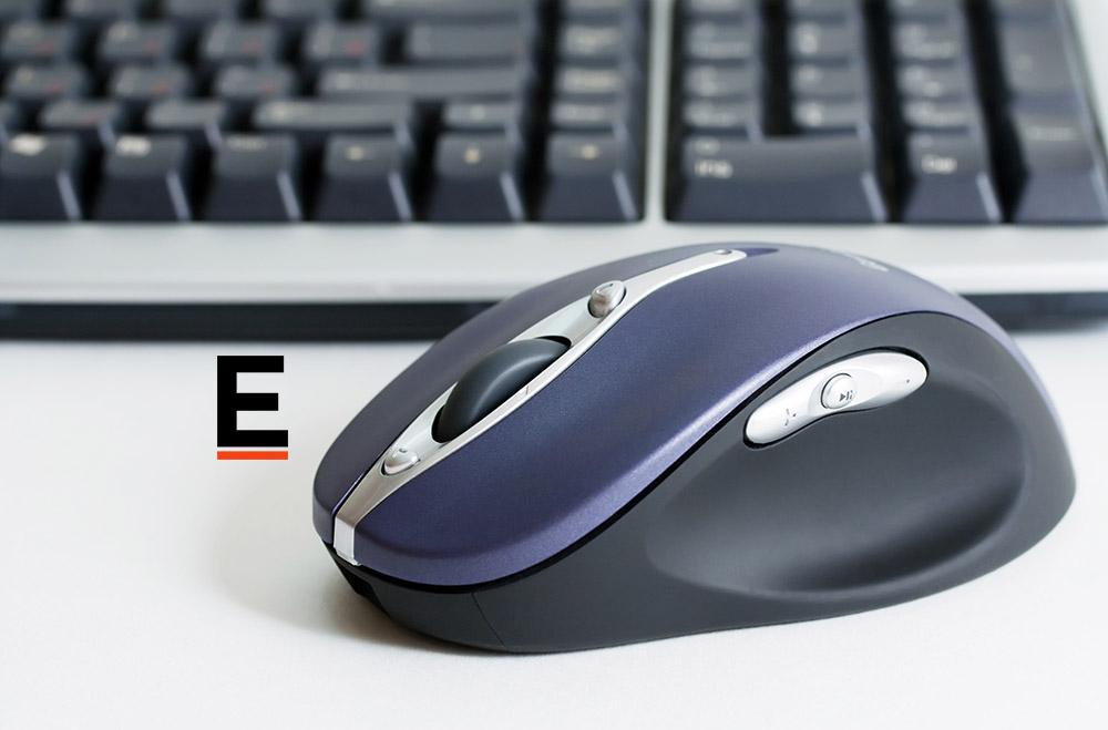 cadou mouse personalizat