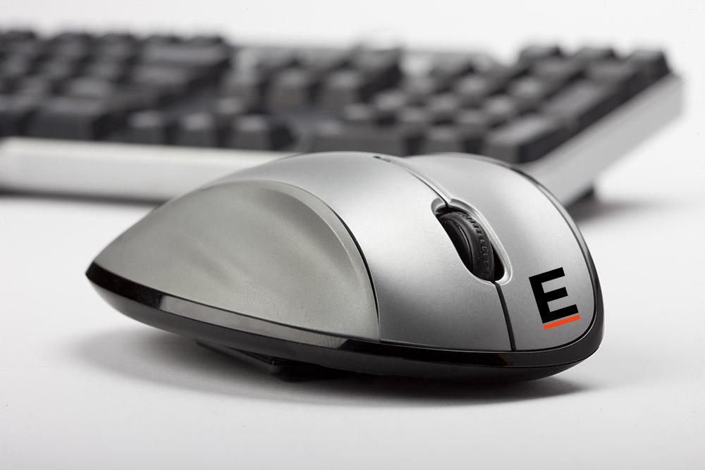 mouse personalizat