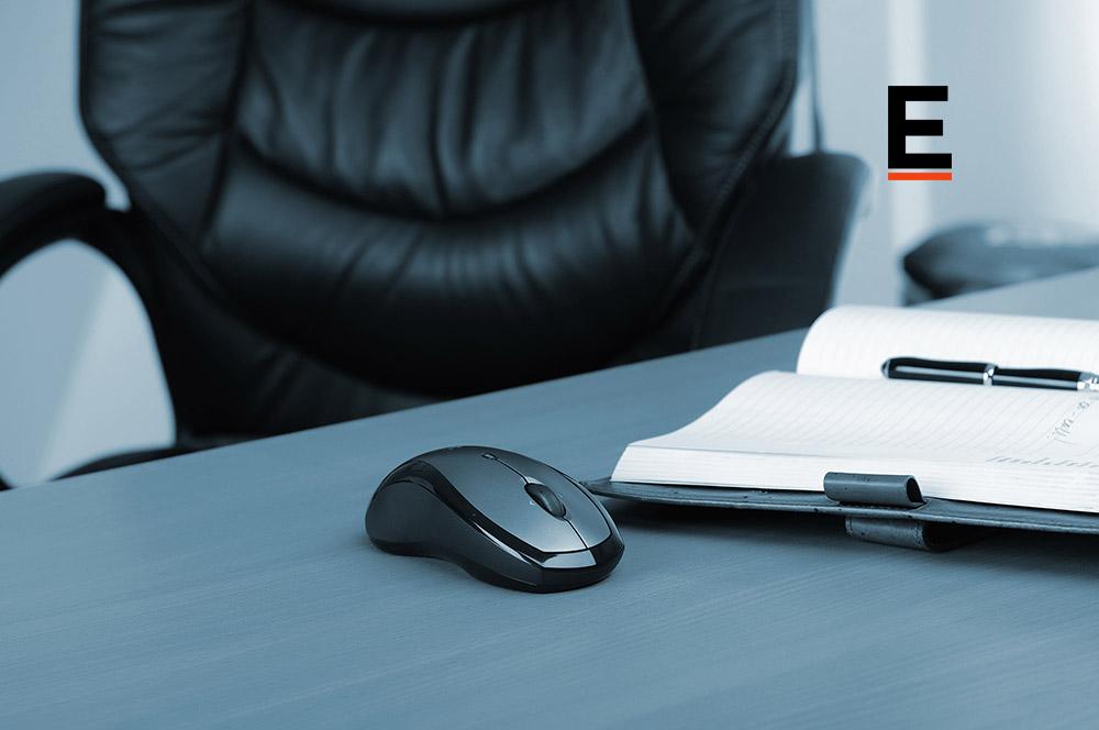 mouse personalizat cu logo