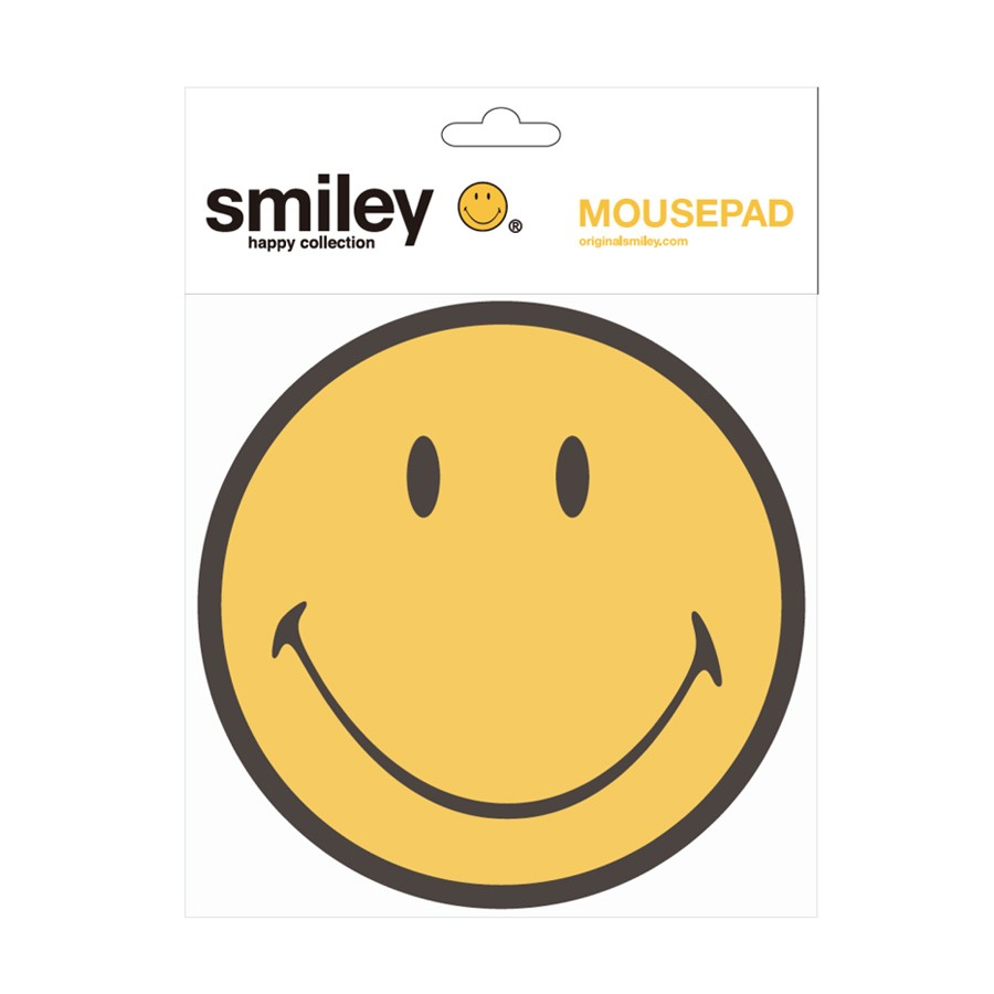 mousepad smiley original